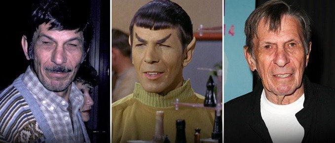 """Murió Leonard Nimoy el """"Sr. Spock"""" de Star Trek [VIDEO]"""