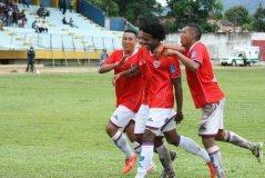 El delantero del Unión Comercio, Lionard Pajoy, es el goleador del campeonato con 6 tantos.
