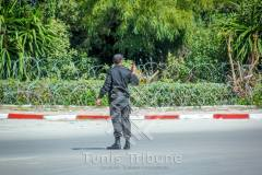 Ocho muertos por tiroteo en el Congreso de Túnez