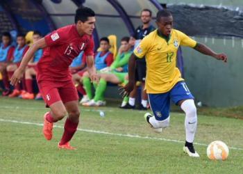 Perú fracasó en el Sudamericano Sub 17.