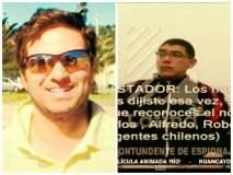 Espia chileno: Francisco Calvanese es acusado por marino peruano