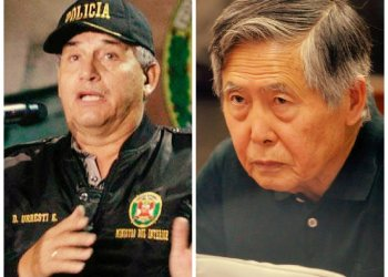 """Alberto Fujimori a Urresti: """"Quiere zafarse del vil asesinato del periodista Bustíos"""""""