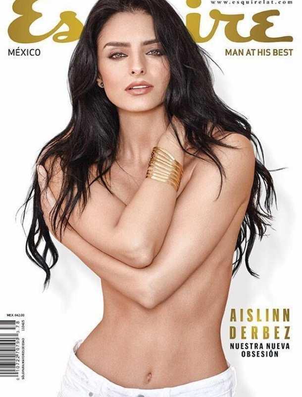 La hija de Eugenio Derbez se quita la ropa para revista [FOTOS]