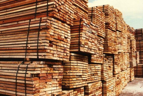 La exportación de madera facturó  más de US$ 10 millones durante enero.
