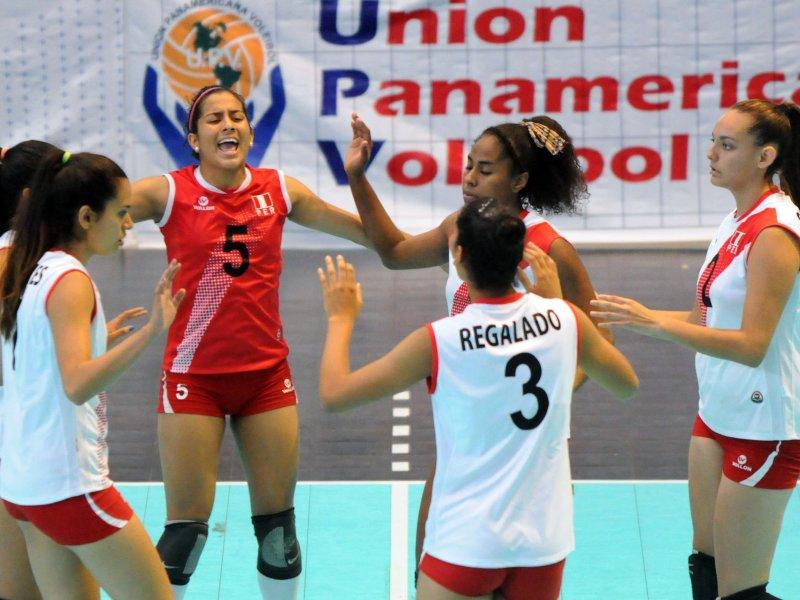Perú superó a las costarricenses y mañana enfrentará a la selección de mexicana.