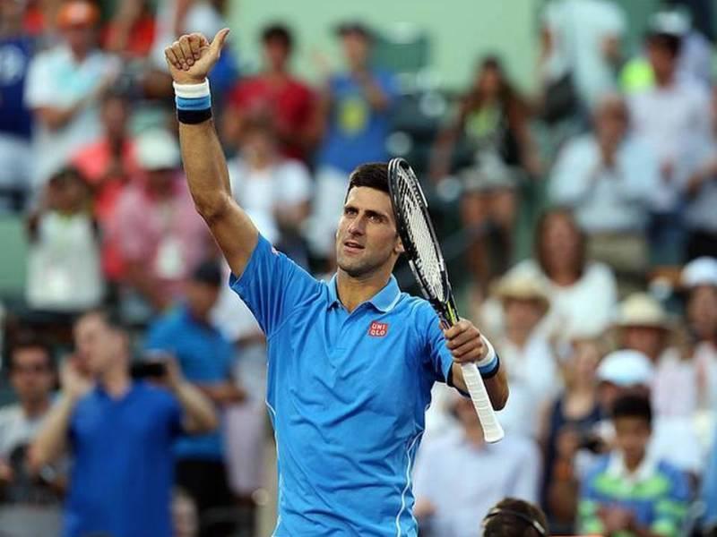 Djokovic impuso el ranking ante Dolgopolov.