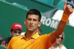 Djokovic superó con autoridad a Nadal en la tierra bastida del Principado de Mónaco.