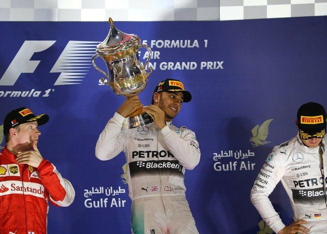 Hamilton es sólido líder en la presente temporada de la F1.