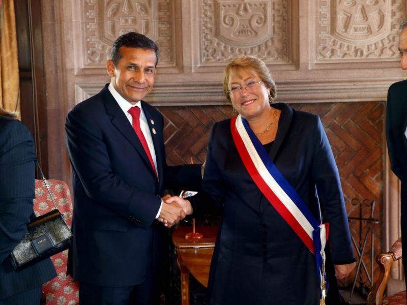 Tras espionaje, Chile y Perú liman asperezas con satisfacciones
