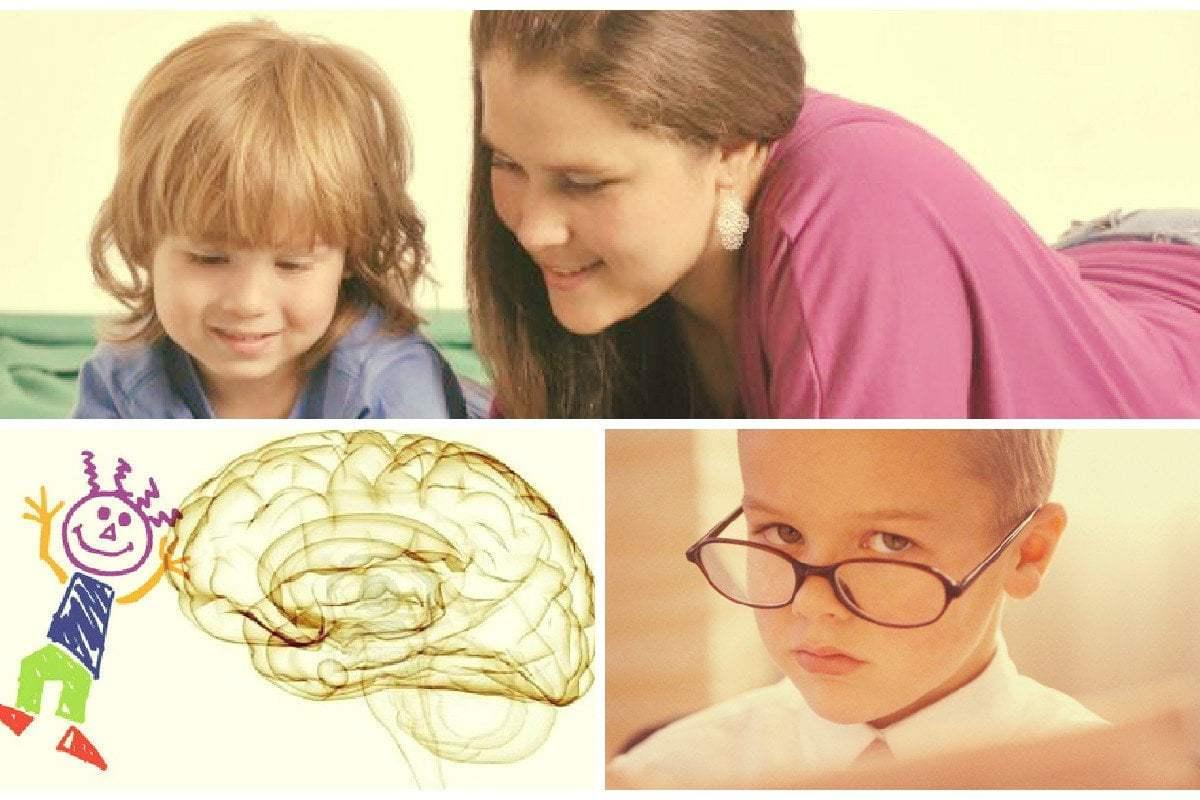 Estudio: Si crías a tu bebé con afecto y amor será más inteligentes