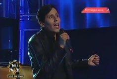 Yo Soy: Imitador de Ricardo Montaner impactó pese a su timidez [VIDEO]