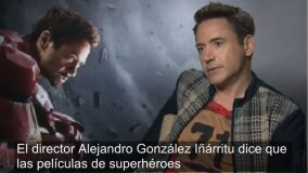 Iron Man: Robert Downey Jr y su frase racista contra los latinos [VIDEO]