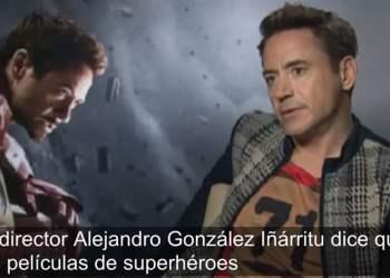 Iron Man: Robert Downey Jr y su frase racista contra los latinos [VIDEO]