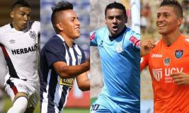 San Martín, Alianza Lima, Real Garcilaso y César Vallejo lucharán por el Título del Torneo del Inca.