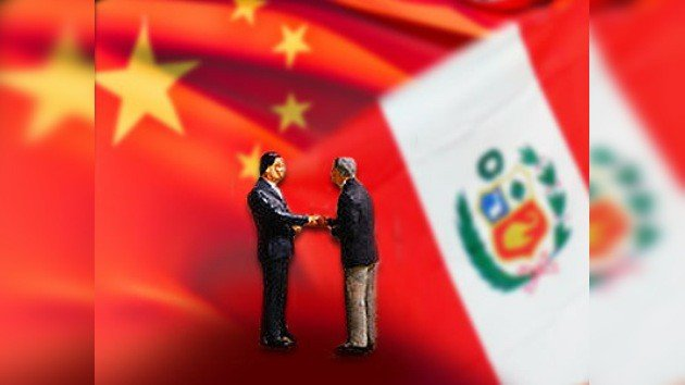 En el 2014, China se constituyó como el principal socio comercial del Peru.