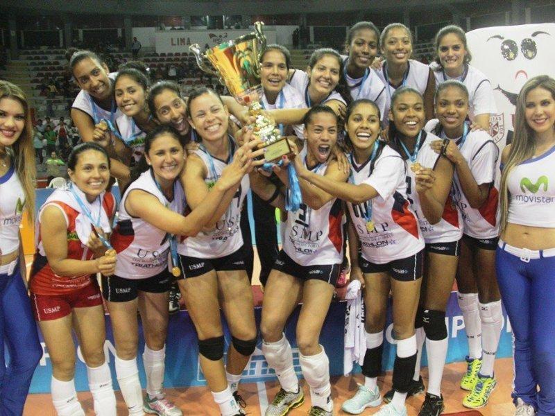 San Martín conquistó merecidamente la temporada 2014-15 de la LNSVF.