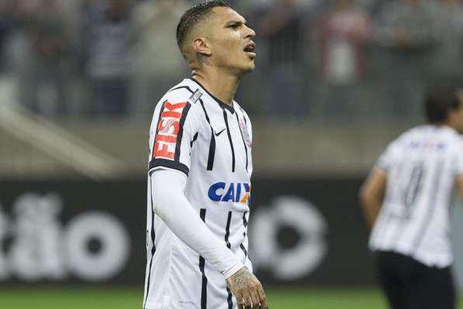 Paolo Guerrero le dijo adiós a la Copa Libertadores tras eliminación del Corinthians.
