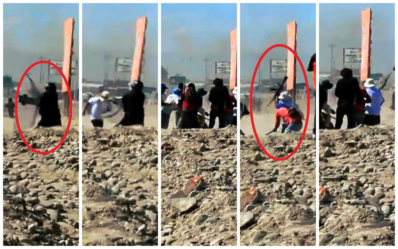 Terrible: Masacran a policía durante protestas en Arequipa [Video]