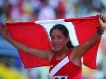 La atleta peruana Inés Melchor competirá en Río de Janeiro 2016.