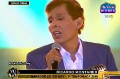 Yo Soy: Así fue el triunfo del Ricardo Montaner peruano