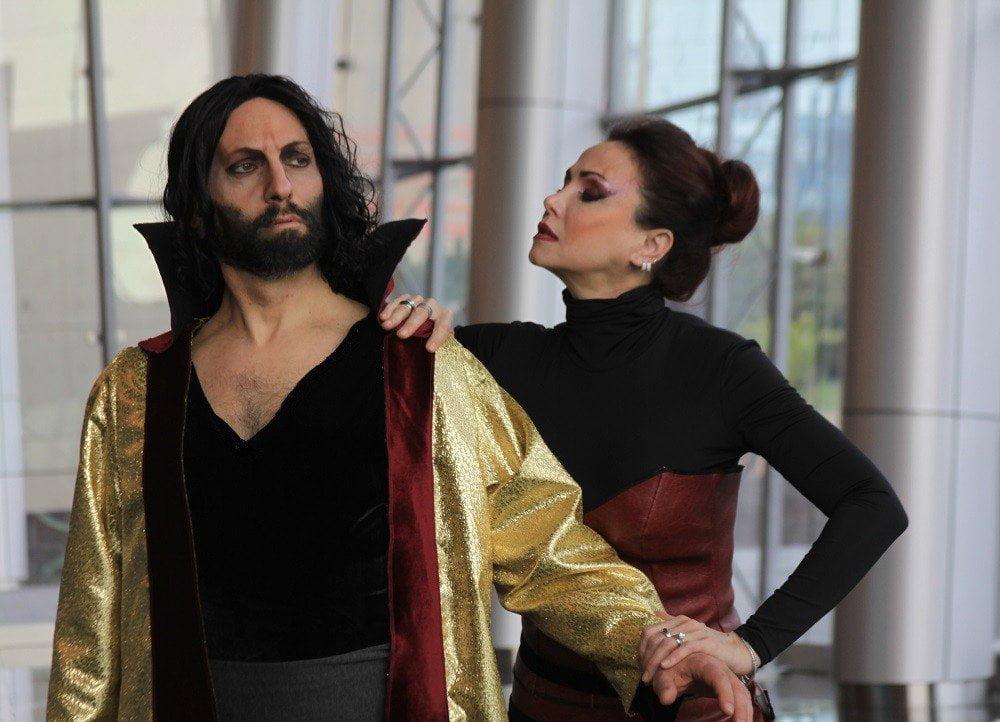 Temporada de Ópera 2015 se estrena con 'Nabucco'