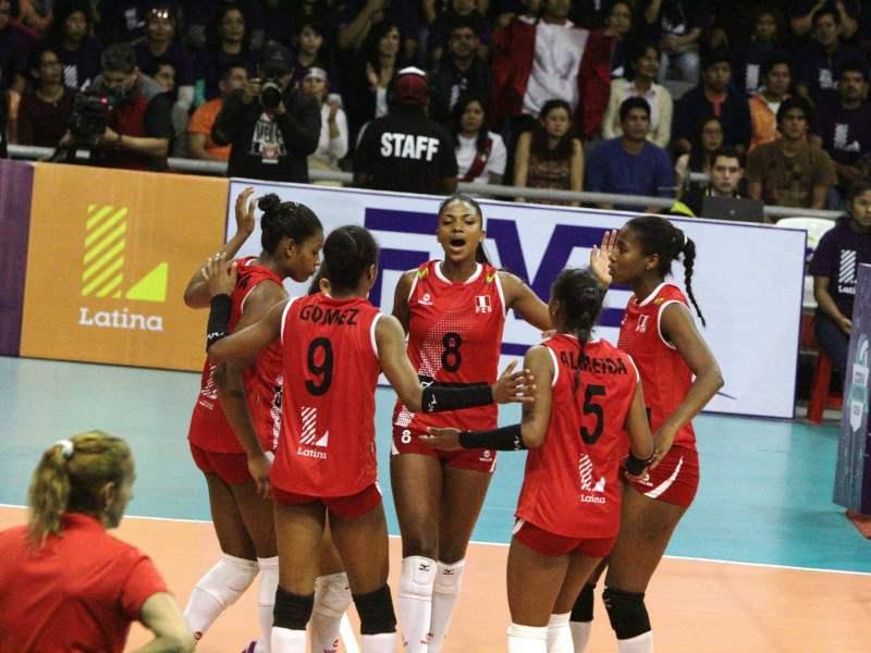 Perú se llevó el trofeo de la Copa Latina U20.