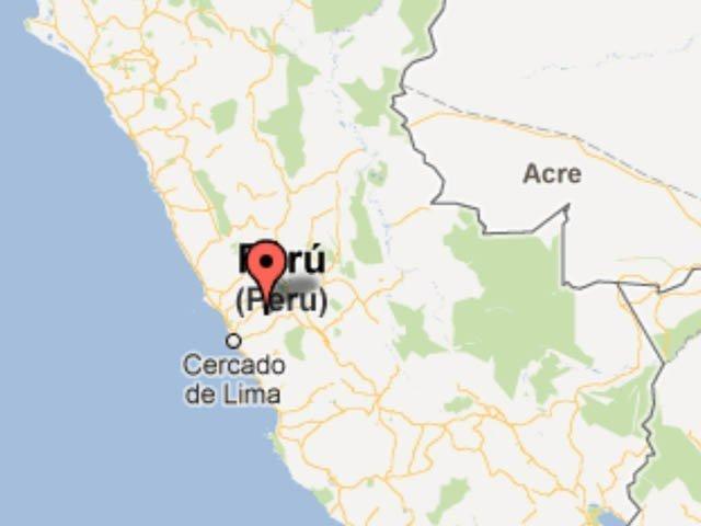 Sismo de 5.0 grados sacude Cañete y se siente en Lima