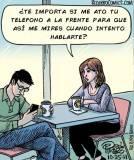 10 ilustraciones prueban que los smartphones ya controlan tu vida