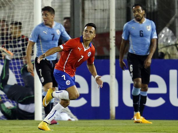 Revive el gol que clasificó a Chile a semifinales de la Copa América