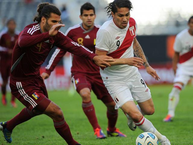 Perú derrota a Venezuela por 1-0 por la Copa América