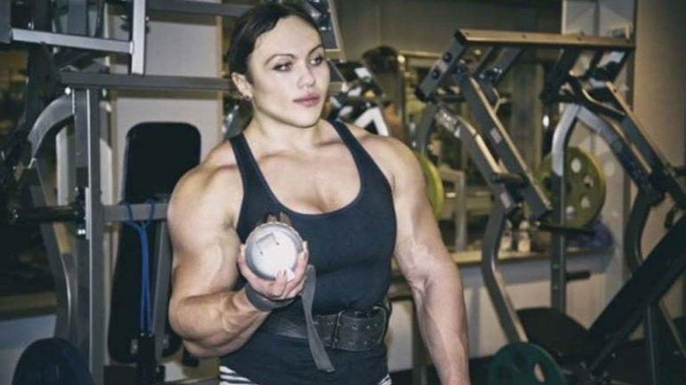 Supermusculosa: Natalya Trukhina y su encanto especial [FOTOS]