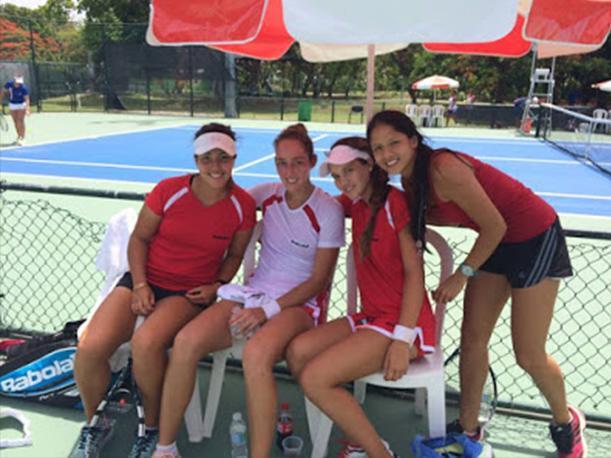 La selección peruana  femenina lucha por su ascenso al Grupo I de la Zona Americana de la Fed Cup.