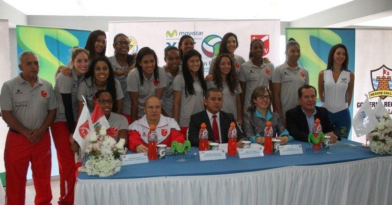 """Perú integrará el Grupo """"B"""" junto con Brasil, Canadá, Cuba, República Dominicana y Uruguay."""