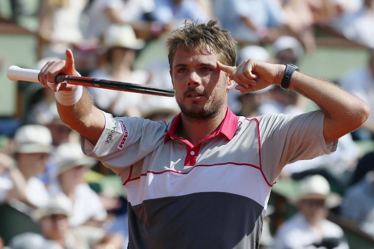 El suizo Wawrinka jugará por primera vez en su carrera la final del Roland Garros.
