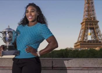 Serena Williams es líder indiscutible de la WTA.
