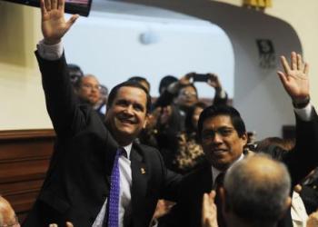Luis Iberico es el nuevo presidente del Congreso 2015-2016