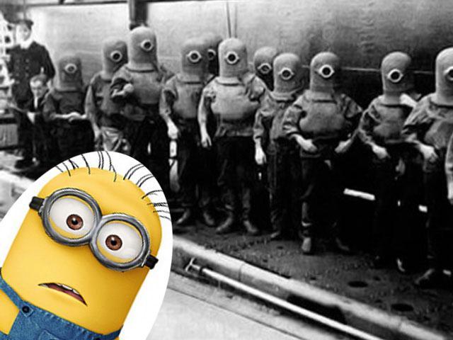 ¿Minions nazis?: la historia detrás de esta polémica foto