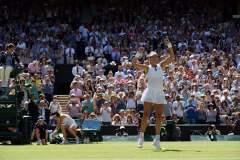 Muguruza va dispuesta a sorprender en la final de Wimbledon a la número 1 de la WTA.