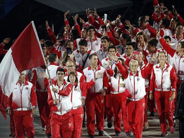 Perú fue el séptimo país sudamericano en la clasificación general de los Panamericanos Toronto 2015.