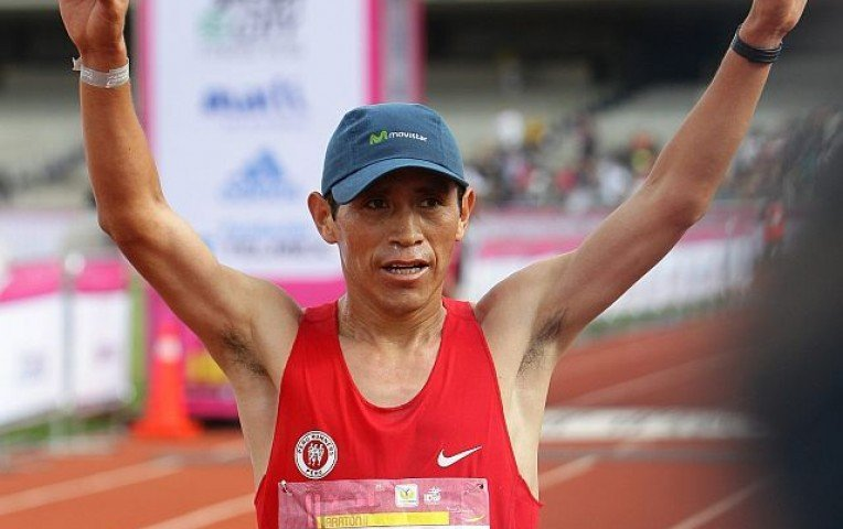 Raul Pacheco: Peruano gana medalla de plata en 42 km de Toronto 2015