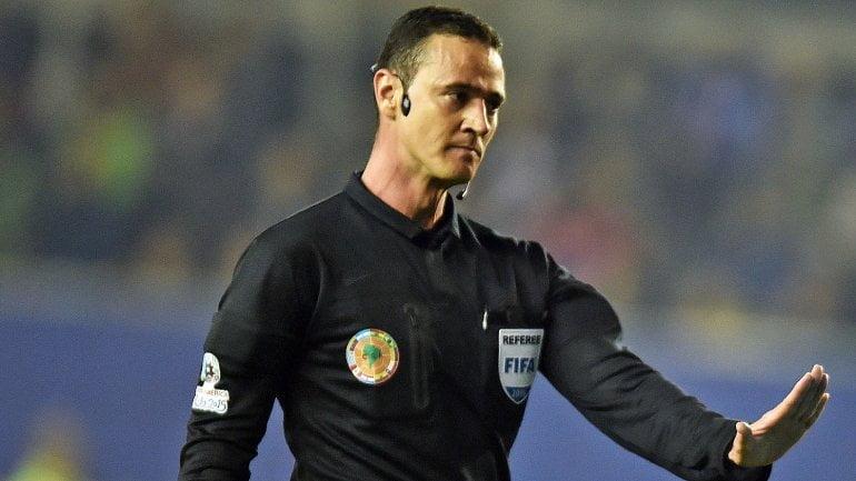Argentina vs Chile:Wilmar Roldán será el árbitro en la final de la Copa América