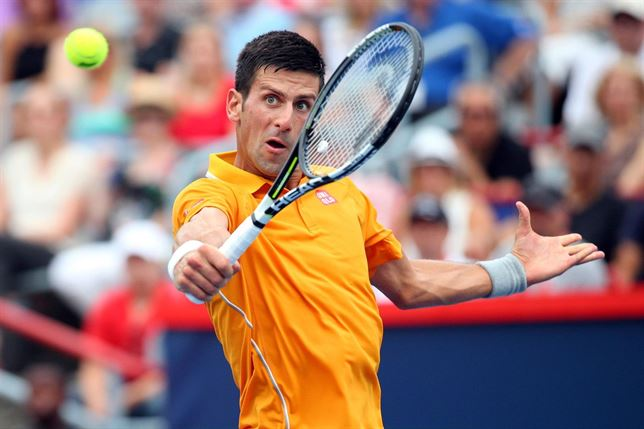 Djokovic va por el primer torneo de Cincinnati en su carrera.