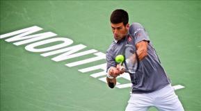Djokovic dio una clase magistral de tenis tras vencer al Jack Sock en Montreal.