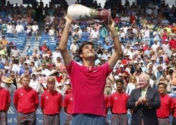 Roger Federer sigue sumando títulos a su extraordinaria carrera.