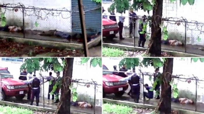 Un impactante video que revela el asesinato de un detenido por parte de presuntos policías en Venezuela