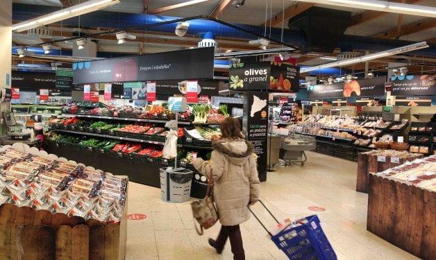 Supermercados Galleria cuenta con varios establecimientos en Ontario.