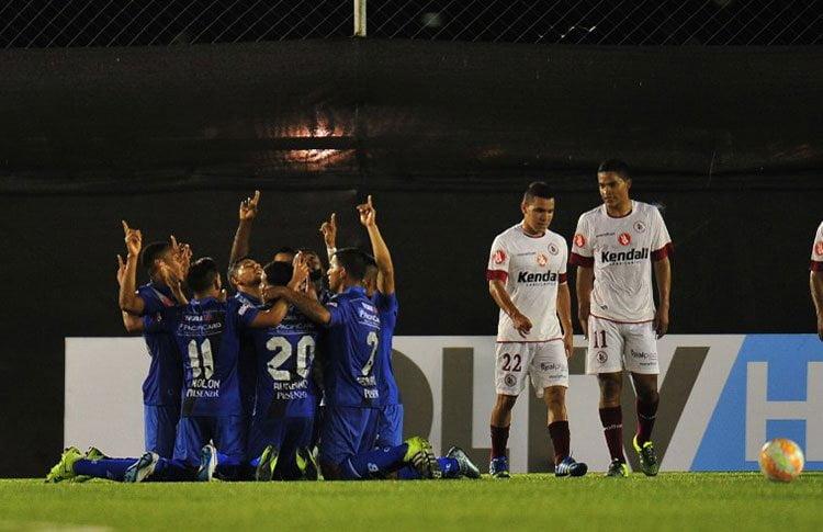León de Huánuco perdió los dos partidos ante Emelec por la Copa Sudamericana.