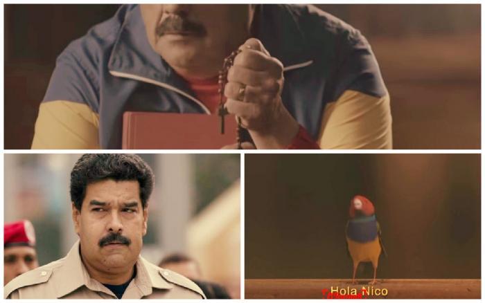 Este comercial pone furioso al presidente Nicolás Maduro
