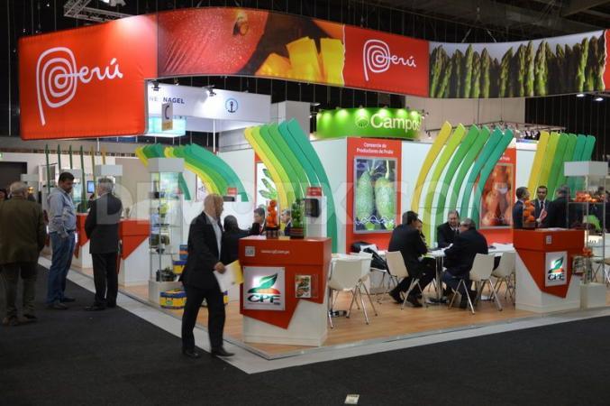 Las empresas peruanas vienen incrementando su oferta exportable gracias a su participación en diversas ferias comerciales.