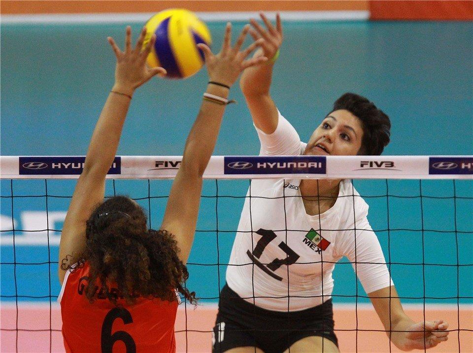 Las menores de Perú se despidieron con derrota del Mundial Sub 18.